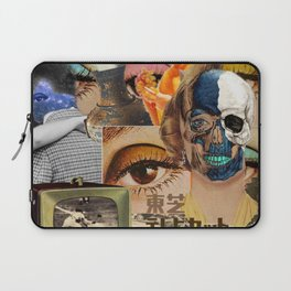 stagnant composition Laptop Sleeve