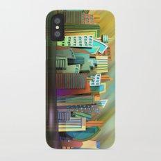City of Color Slim Case iPhone X