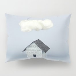 A cloud over the house Pillow Sham