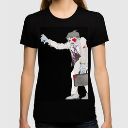 Zombie Collection: Business Man. T-shirt