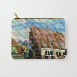 Found Tapestry Mill Carry-All Pouch