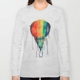RAINBOW SOWBALL Long Sleeve T-shirt