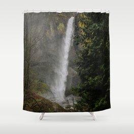 Latourell Falls, Oregon Shower Curtain