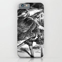 Alice in Wonderland - Attack of the Jabberwocky iPhone Case