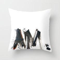 AM Throw Pillow