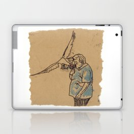 Greedy Guts Laptop & iPad Skin