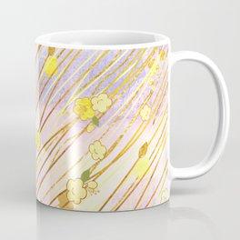 Creeping Flower & Leaves 2 Coffee Mug