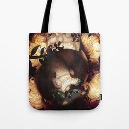 Batmoon Tote Bag