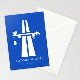 Autobannarsi Stationery Cards