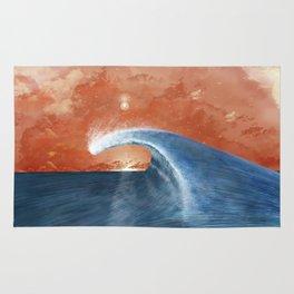 Wave&Sky Rug