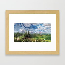 The Powerplant, Alterslavia Framed Art Print