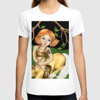 sagittarius T-shirts featuring Sagittarius by Paula Ellenberger