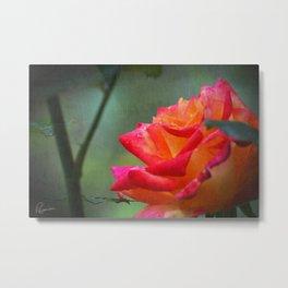 Rose Vintage Metal Print