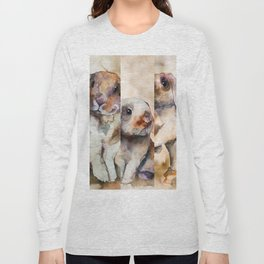 BUNNIES #1 Long Sleeve T-shirt