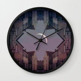 Moontown Wall Clock