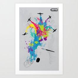 Rhapsody Art Print