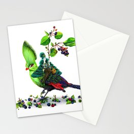 Turaco Stationery Cards