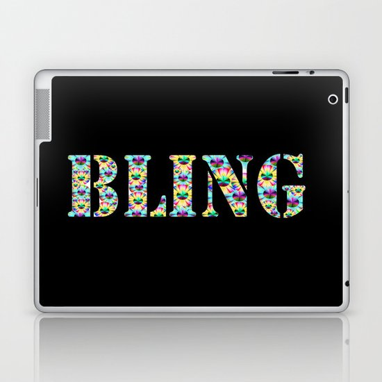 Bling Laptop & iPad Skin