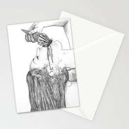asc 669 - L'esagerata (My name is Excess) Stationery Cards