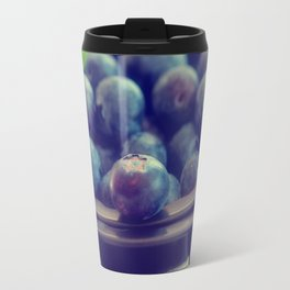 Blueberry plate Travel Mug