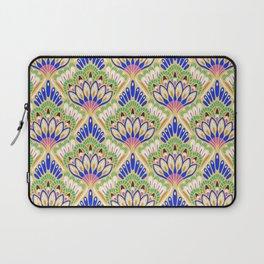 Floral Tile Laptop Sleeve
