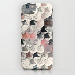 as the curtain falls (variant) iPhone Case