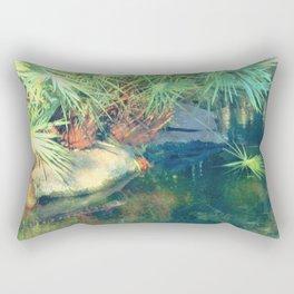 Murky Waters Rectangular Pillow