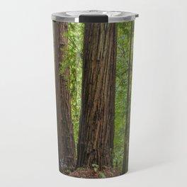 Muir Woods Trees Travel Mug