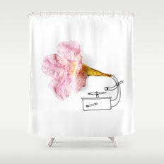 Victroflower Shower Curtain