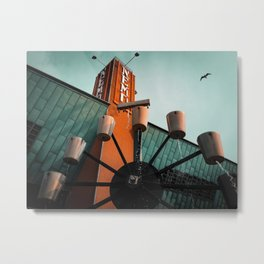 NEMO FUN Metal Print