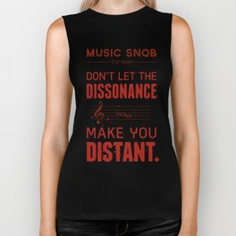 Spooky Scary Dissonance! — Music Snob Tip #439.5 Biker Tank
