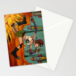 Tanks For The Memories Stationery Cards