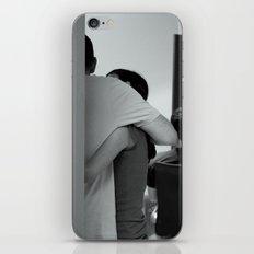 The Embrace iPhone & iPod Skin