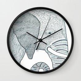 Mr Trunks Wall Clock