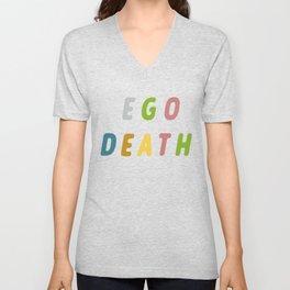 Ego Death Unisex V-Neck