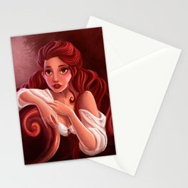 Melly Portrait Stationery Cards