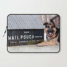 Tobacco Doggo Laptop Sleeve