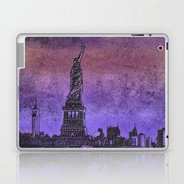 Lady Liberty #5 Laptop & iPad Skin