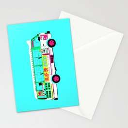 BUS (Colorway B) Stationery Cards