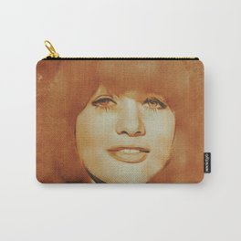 Judy Geeson, British Actress Carry-All Pouch