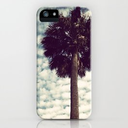 Charleston Palm iPhone Case