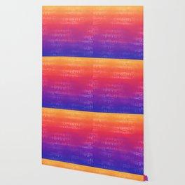 Sheet Music - Rainbow Partiture Wallpaper
