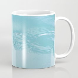 Storm petrel dancing on the ocean Coffee Mug