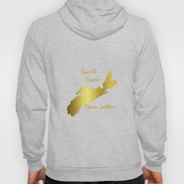 Sweet Home Nova Scotia Gold Hoody