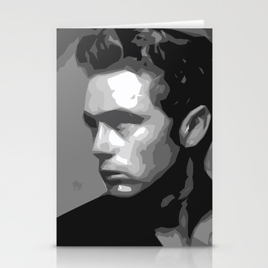 James Dean Stationery Cards