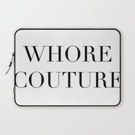 W COUTURE Laptop Sleeve
