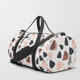 Rounded Triangles Duffle Bag