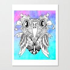 Owly Canvas Print