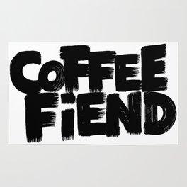 COFFEE FIEND Rug