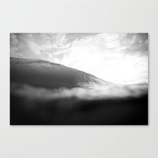Under Lip Canvas Print
